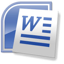 File Word docx